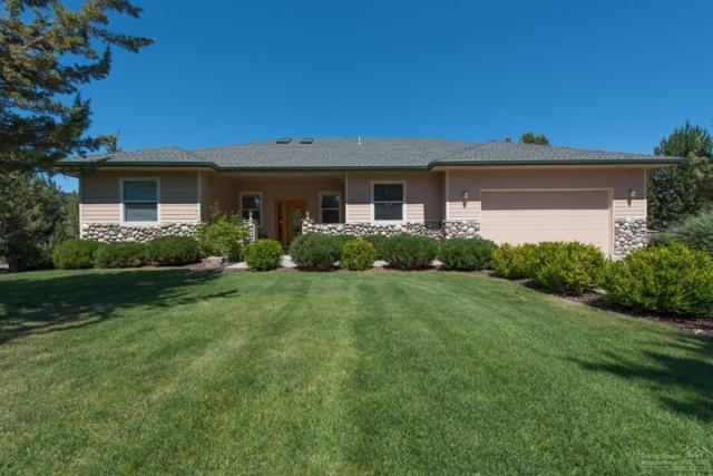 444 Tanager Drive, Redmond, OR 97756 (MLS #201707209) :: Windermere Central Oregon Real Estate