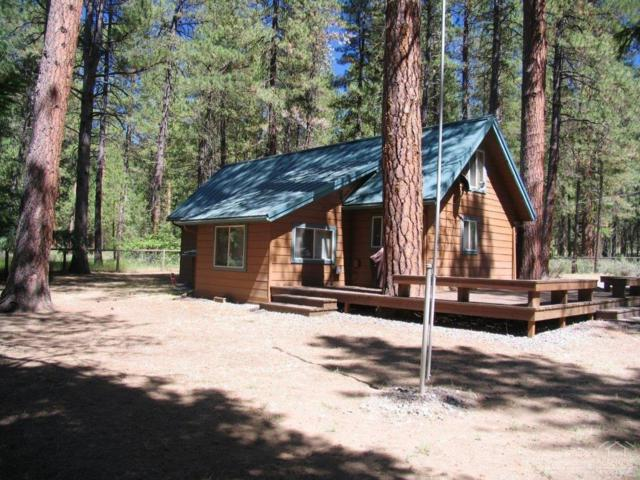 12186 SW Tract I Lane, Camp Sherman, OR 97730 (MLS #201707265) :: The Ladd Group