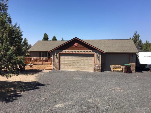 2781 SE Texas Circle, Prineville, OR 97754 (MLS #201707334) :: Pam Mayo-Phillips & Brook Havens with Cascade Sotheby's International Realty