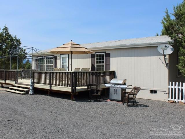 5380 SW Brandy, Culver, OR 97734 (MLS #201707353) :: Birtola Garmyn High Desert Realty