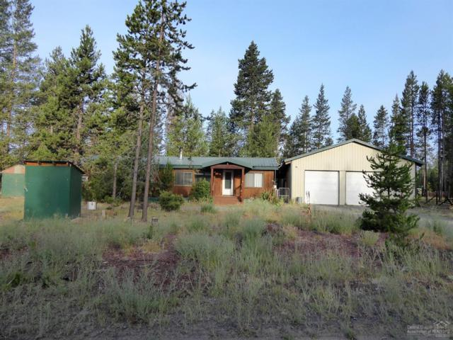 52743 Murry Drive, La Pine, OR 97739 (MLS #201707357) :: Windermere Central Oregon Real Estate