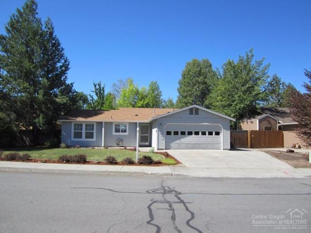 1505 NE Locksley Drive, Bend, OR 97701 (MLS #201707425) :: The Ladd Group