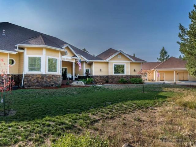 17045 Shawnee Circle, Bend, OR 97707 (MLS #201707443) :: The Ladd Group