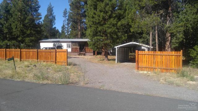 148730 Mabel Drive, La Pine, OR 97739 (MLS #201707484) :: Windermere Central Oregon Real Estate