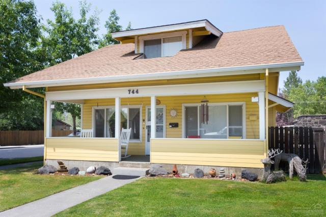 744 NW Delaware Avenue, Bend, OR 97703 (MLS #201707486) :: Birtola Garmyn High Desert Realty