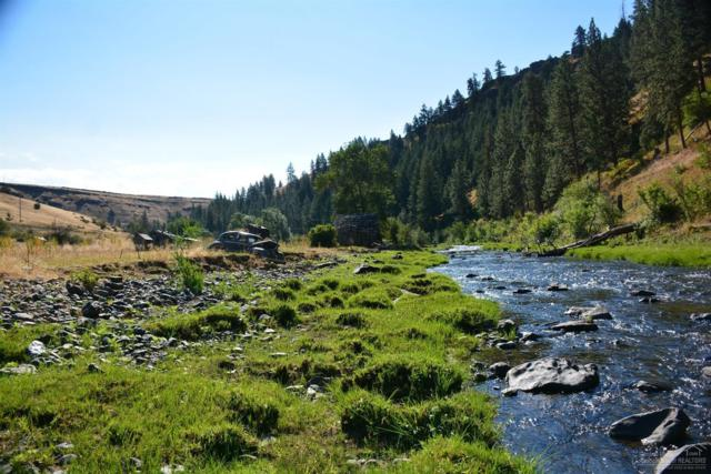 2020 Grant County Road 2020, Ritter, OR 97856 (MLS #201707734) :: Birtola Garmyn High Desert Realty