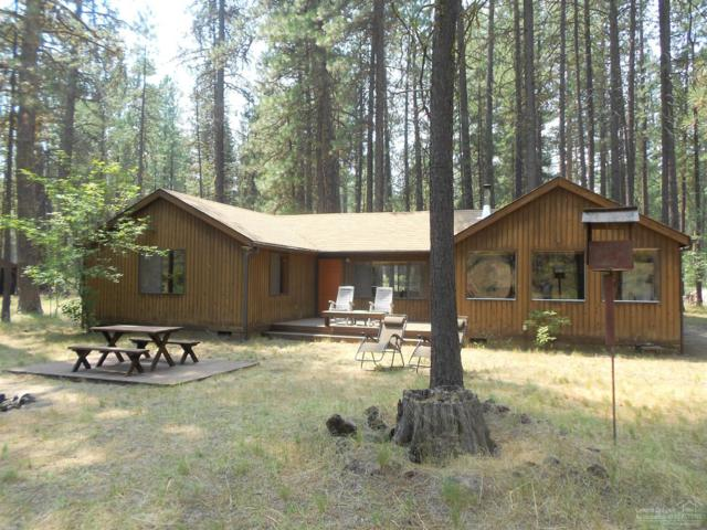 13201 SW Tract C Lane, Camp Sherman, OR 97730 (MLS #201708243) :: Birtola Garmyn High Desert Realty