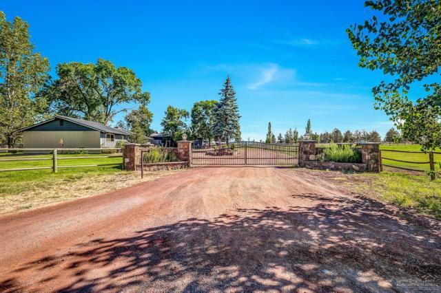 22333 Nelson Road, Bend, OR 97701 (MLS #201708306) :: Birtola Garmyn High Desert Realty