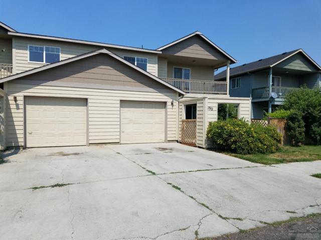 190 E Park Place Place, Sisters, OR 97759 (MLS #201708321) :: Birtola Garmyn High Desert Realty