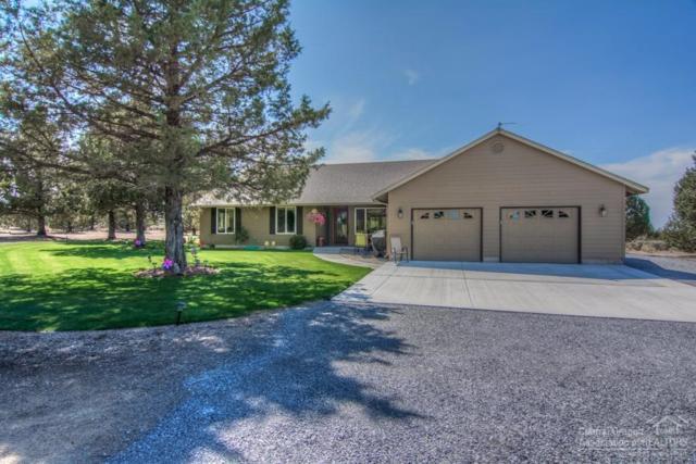 8301 SW Kootenai Court, Powell Butte, OR 97753 (MLS #201708378) :: Birtola Garmyn High Desert Realty