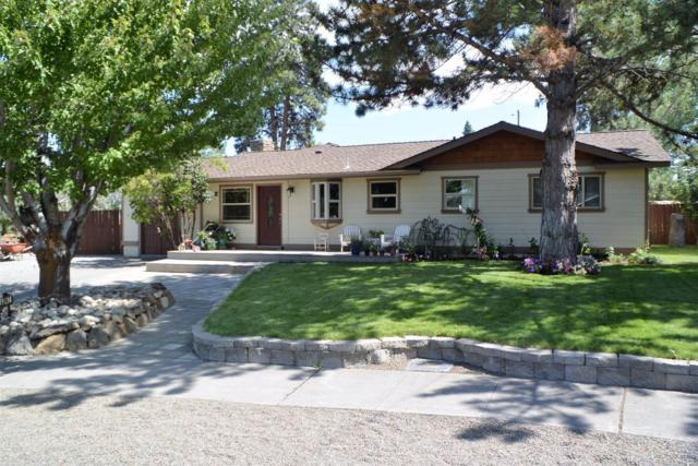 1347 NE North Pilot Butte Drive, Bend, OR 97701 (MLS #201708392) :: Birtola Garmyn High Desert Realty