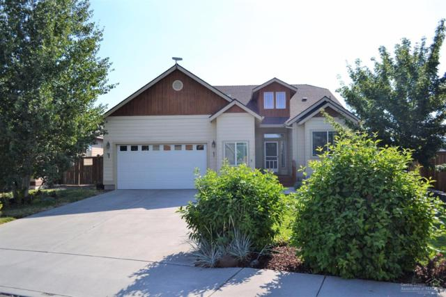 1706 NW Rimrock Court, Redmond, OR 97756 (MLS #201708489) :: Birtola Garmyn High Desert Realty