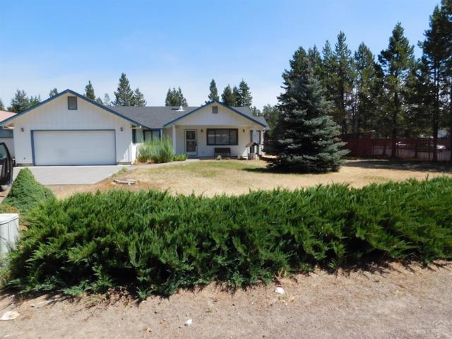 51432 Bonnie Way, La Pine, OR 97739 (MLS #201708527) :: Birtola Garmyn High Desert Realty