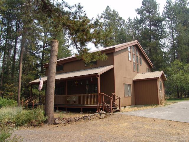 16101 Park Drive, La Pine, OR 97739 (MLS #201708606) :: The Ladd Group