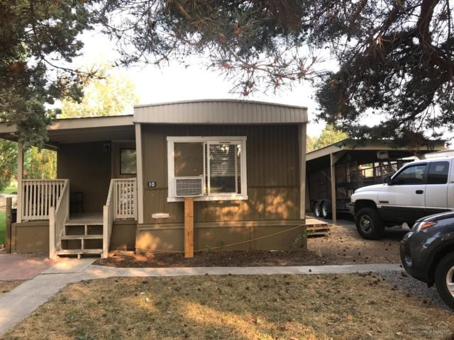 61445 SE 27 Street #10, Bend, OR 97702 (MLS #201708724) :: Birtola Garmyn High Desert Realty