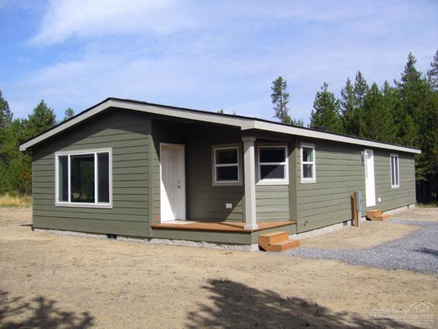 55053 Tamarack Road, Bend, OR 97707 (MLS #201708937) :: The Ladd Group
