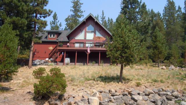 141245 Red Cone Dr., Crescent Lake, OR 97733 (MLS #201708976) :: Birtola Garmyn High Desert Realty