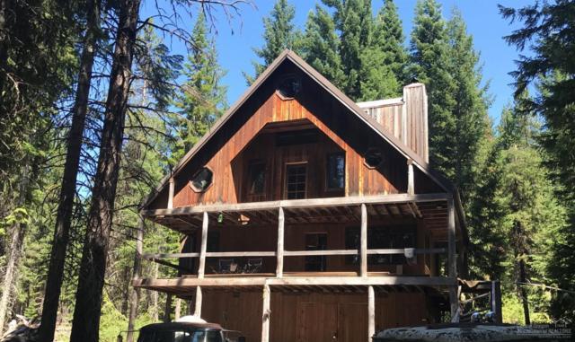 19039 Diamond Peak Drive, Crescent Lake, OR 97733 (MLS #201709056) :: Birtola Garmyn High Desert Realty