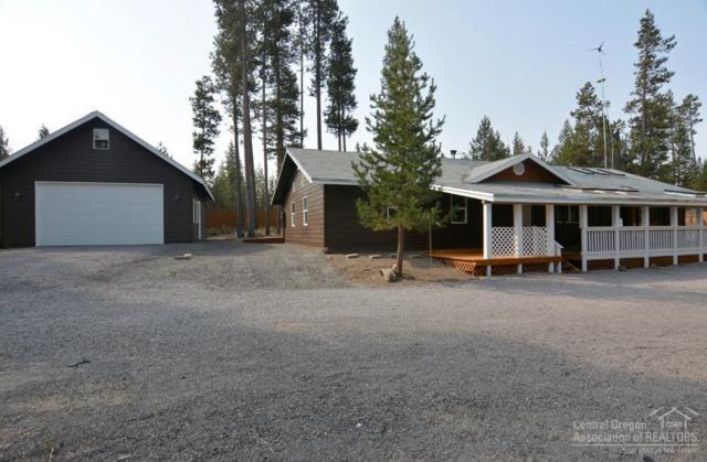 16331 Sparks Drive, La Pine, OR 97739 (MLS #201709109) :: Birtola Garmyn High Desert Realty