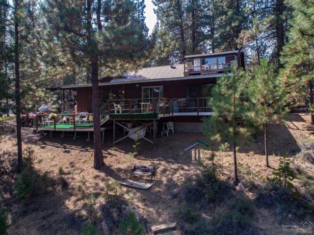 52088 W Deschutes River Road, La Pine, OR 97739 (MLS #201709225) :: The Ladd Group