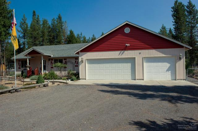 145131 Corral Ct., La Pine, OR 97739 (MLS #201709373) :: Windermere Central Oregon Real Estate
