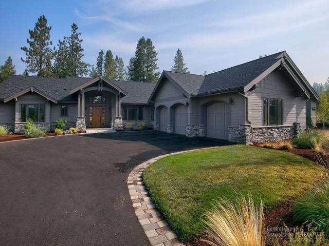 61564 Hosmer Lake Drive, Bend, OR 97702 (MLS #201709438) :: The Ladd Group
