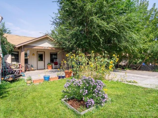1364 NW Davenport Avenue, Bend, OR 97701 (MLS #201709441) :: Birtola Garmyn High Desert Realty