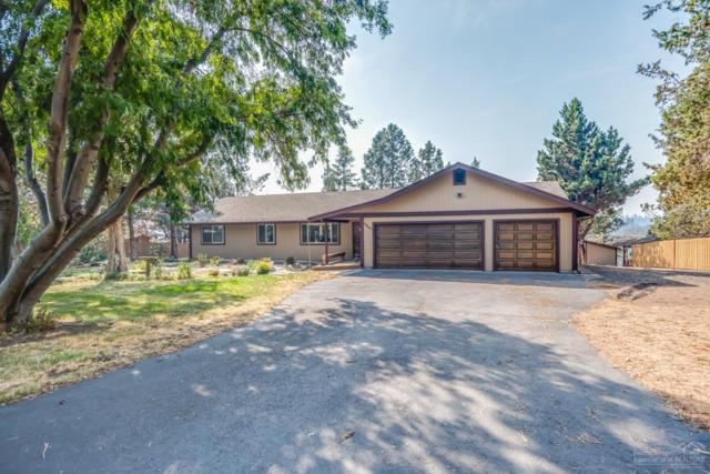 19667 Ridgewood Drive, Bend, OR 97701 (MLS #201709452) :: Birtola Garmyn High Desert Realty