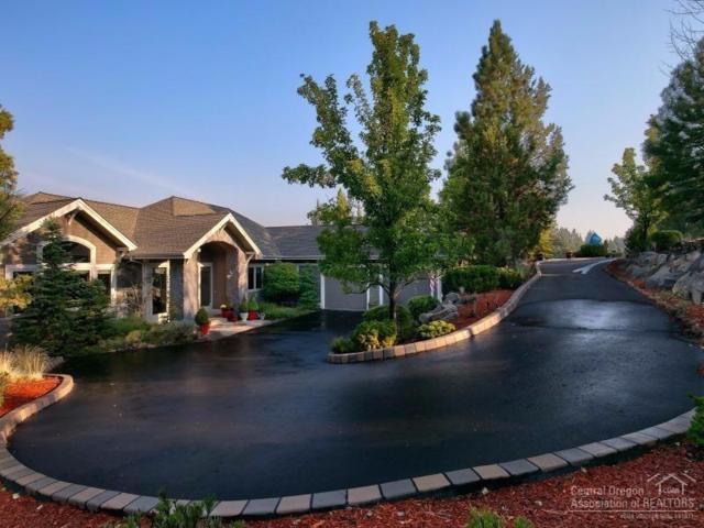 3225 NW Horizon Drive, Bend, OR 97703 (MLS #201709482) :: Birtola Garmyn High Desert Realty