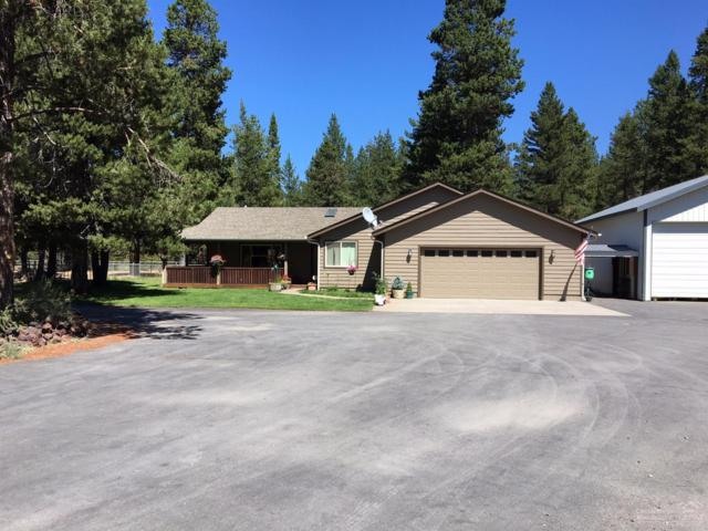 52670 Wayside Loop, La Pine, OR 97739 (MLS #201709503) :: Windermere Central Oregon Real Estate