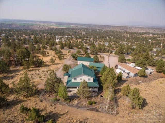 13935 SW Cinder Cone Loop, Terrebonne, OR 97760 (MLS #201709512) :: Birtola Garmyn High Desert Realty