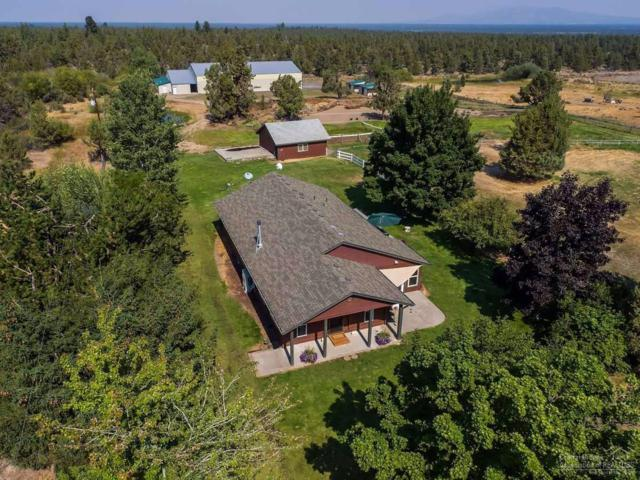 23360 Bear Creek Road, Bend, OR 97701 (MLS #201709598) :: Fred Real Estate Group of Central Oregon
