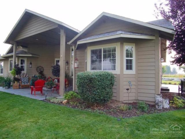2653 NE Sunrise Trail, Prineville, OR 97754 (MLS #201709610) :: Fred Real Estate Group of Central Oregon