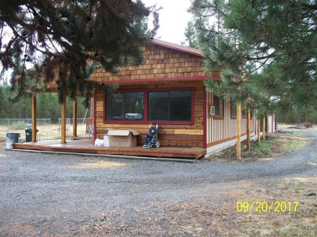 16695 Burgess Road, La Pine, OR 97739 (MLS #201709621) :: Fred Real Estate Group of Central Oregon