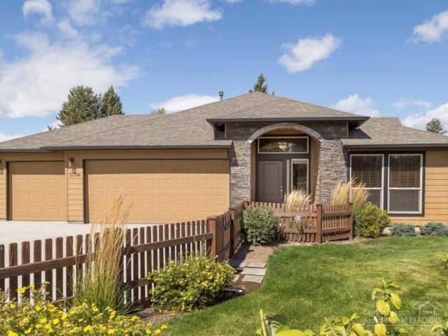 21198 Sunburst Court, Bend, OR 97702 (MLS #201709631) :: Fred Real Estate Group of Central Oregon
