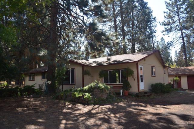 18949 Baker Road, Bend, OR 97702 (MLS #201709658) :: Birtola Garmyn High Desert Realty