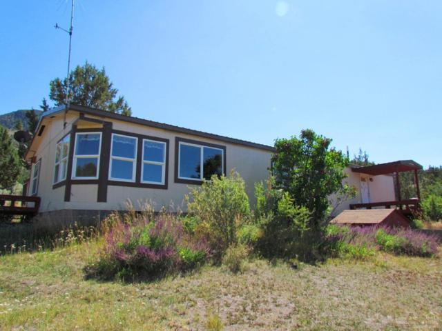 16032 Lost Coyote Lane, Mitchell, OR 97750 (MLS #201709736) :: The Ladd Group