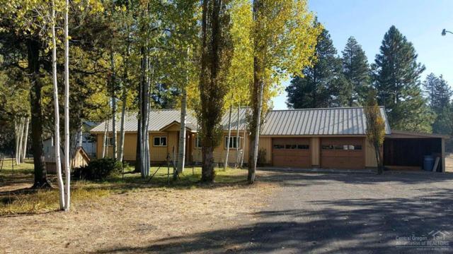 52306 Pine Forest Drive, La Pine, OR 97739 (MLS #201710122) :: Birtola Garmyn High Desert Realty