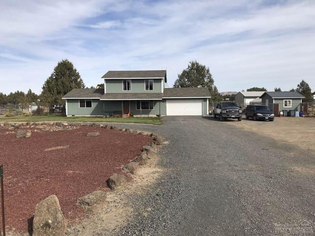 12789 SW Wheat Grass Road, Terrebonne, OR 97760 (MLS #201710234) :: Birtola Garmyn High Desert Realty