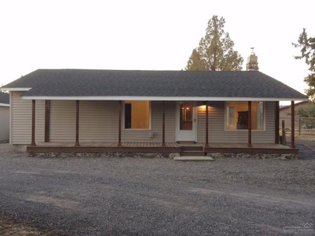 6591 SW Mustang Road, Terrebonne, OR 97760 (MLS #201710311) :: Birtola Garmyn High Desert Realty