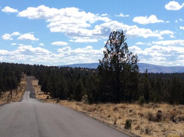 0 SE Pecos Road Tbd, Prineville, OR 97754 (MLS #201710429) :: Birtola Garmyn High Desert Realty