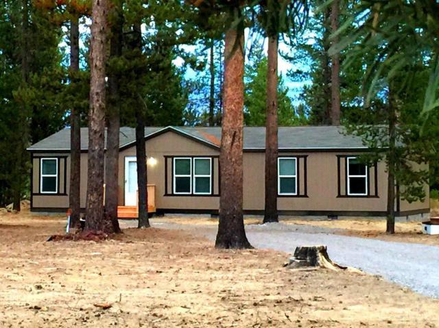 146613 Wild Cougar Lane, Gilchrist, OR 97737 (MLS #201710441) :: Birtola Garmyn High Desert Realty
