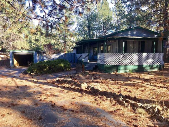 60954 Granite Drive, Bend, OR 97702 (MLS #201710485) :: Birtola Garmyn High Desert Realty