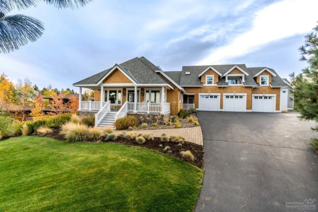 61448 Cultus Lake Court, Bend, OR 97702 (MLS #201710531) :: The Ladd Group