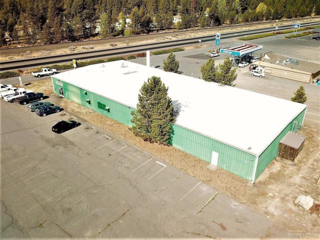 52510 Highway 97, La Pine, OR 97739 (MLS #201710792) :: Fred Real Estate Group of Central Oregon