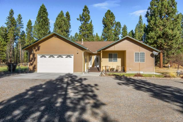 50450 Deer Forest Drive, La Pine, OR 97739 (MLS #201710907) :: Pam Mayo-Phillips & Brook Havens with Cascade Sotheby's International Realty