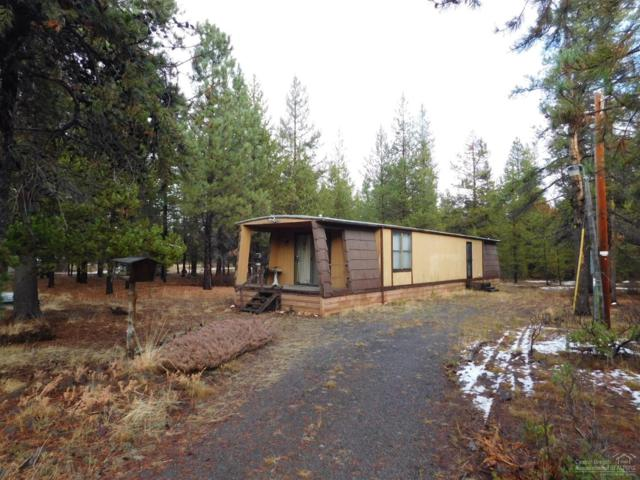 52282 Pine Forest Drive, La Pine, OR 97739 (MLS #201711023) :: Windermere Central Oregon Real Estate