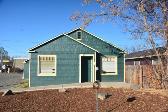 799 NW 2nd Street, Prineville, OR 97754 (MLS #201711150) :: Pam Mayo-Phillips & Brook Havens with Cascade Sotheby's International Realty