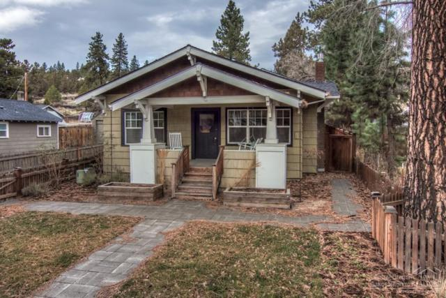 1422 NW Newport Avenue, Bend, OR 97701 (MLS #201711308) :: The Ladd Group