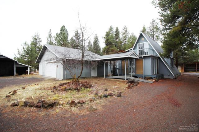 52235 Caribou Road, La Pine, OR 97739 (MLS #201711312) :: Windermere Central Oregon Real Estate